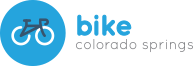 Bike Colorado Springs Logo Small