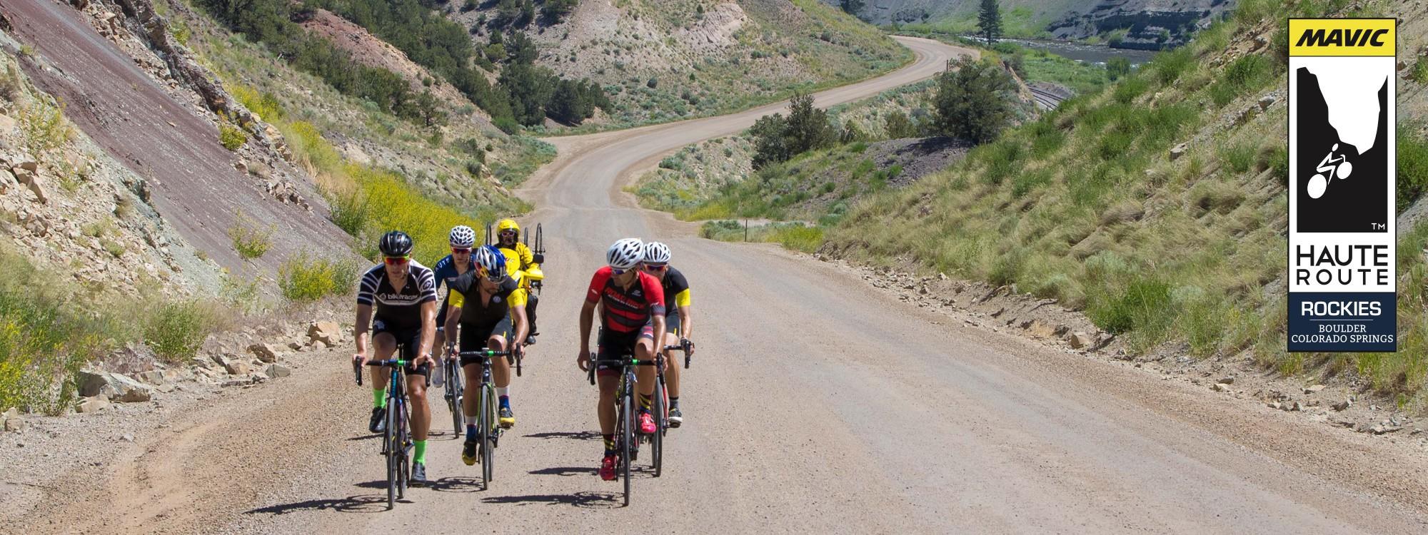 Colorado Springs Final Stop Of Mavic Haute Route Rockies