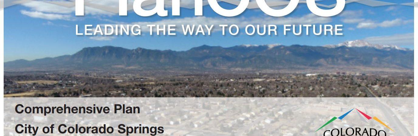 Bike Colorado Springs Supports PlanCOS