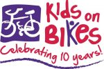 Kids On Bikes Logo
