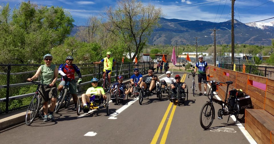 Adaptive Adventures Cycling & The Colorado VA Adaptive Ride
