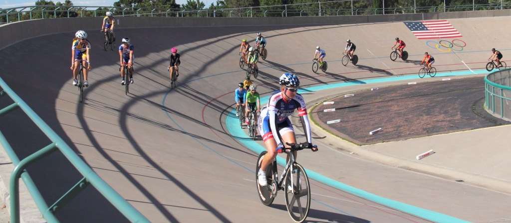 Want To Ride In The Velodrome?