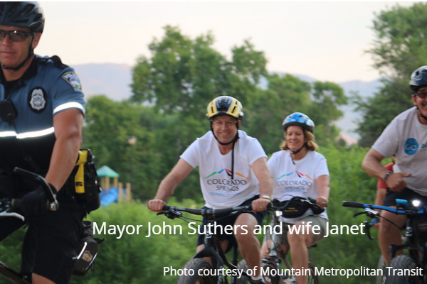 Mayor's Ride A Huge Success