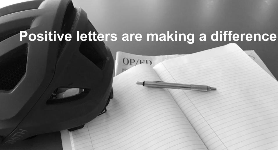 Positive Letters Are Making A Difference