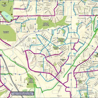 SE Bike Map
