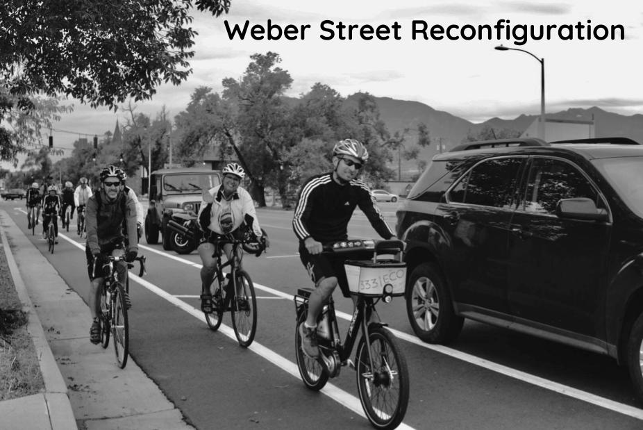Weber St Reconfiguration