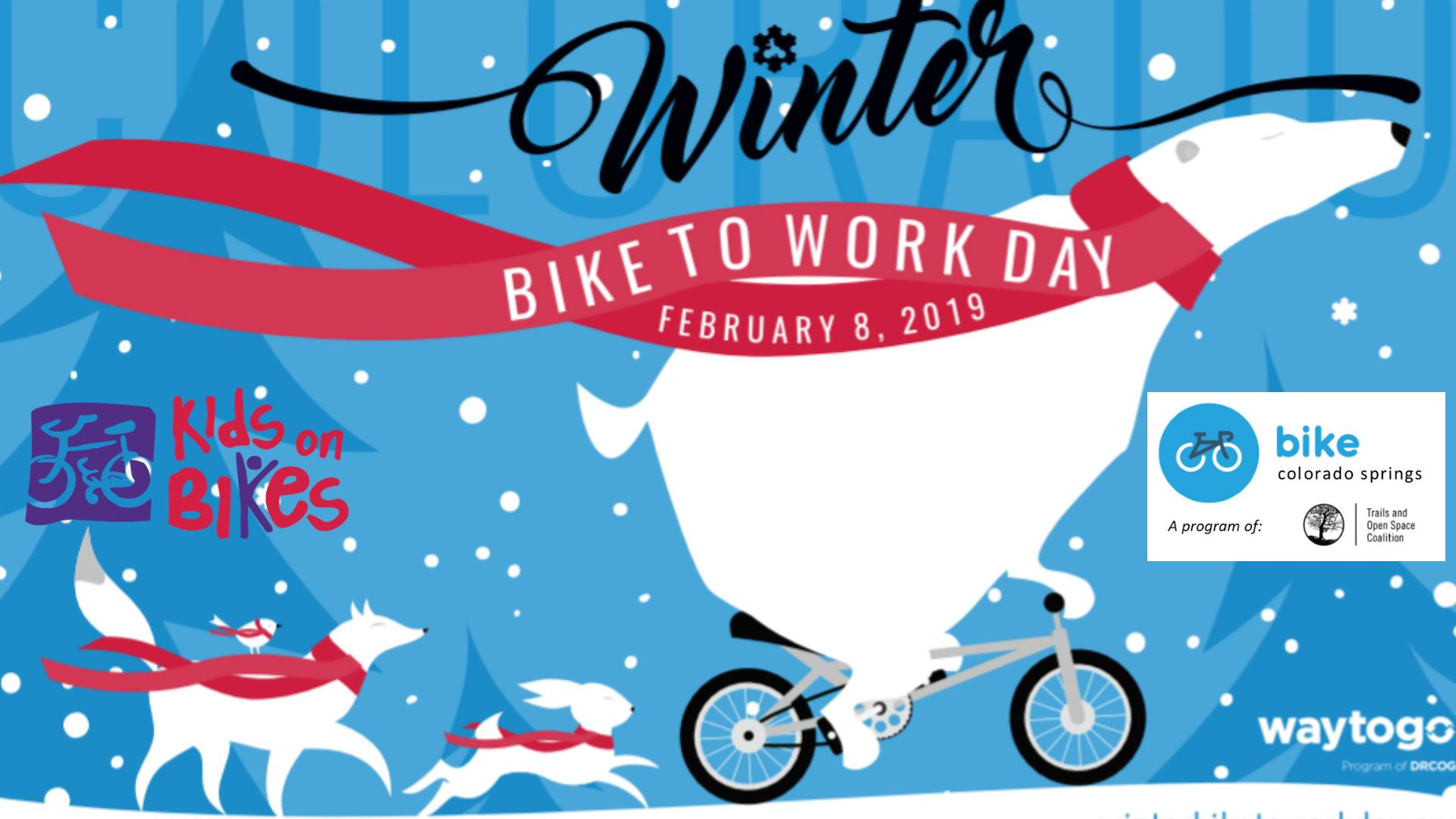 Winter Bike To Work 2019