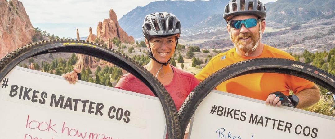 #BikesMatterCOS Instagram Contest