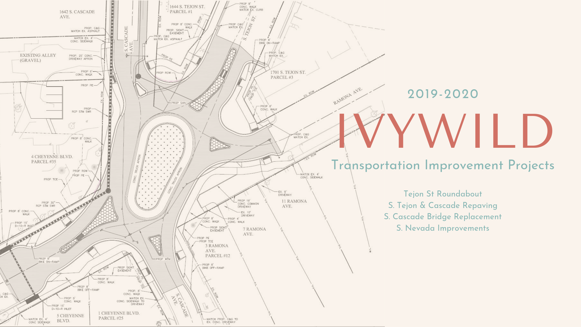Ivywild Transportation Improvements