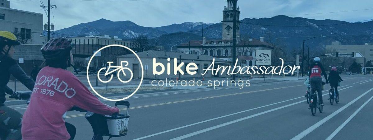 Become A Bike Ambassador