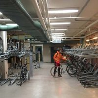 Bike Rooms