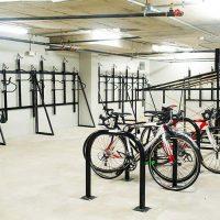 Bike Room W/rack Combination