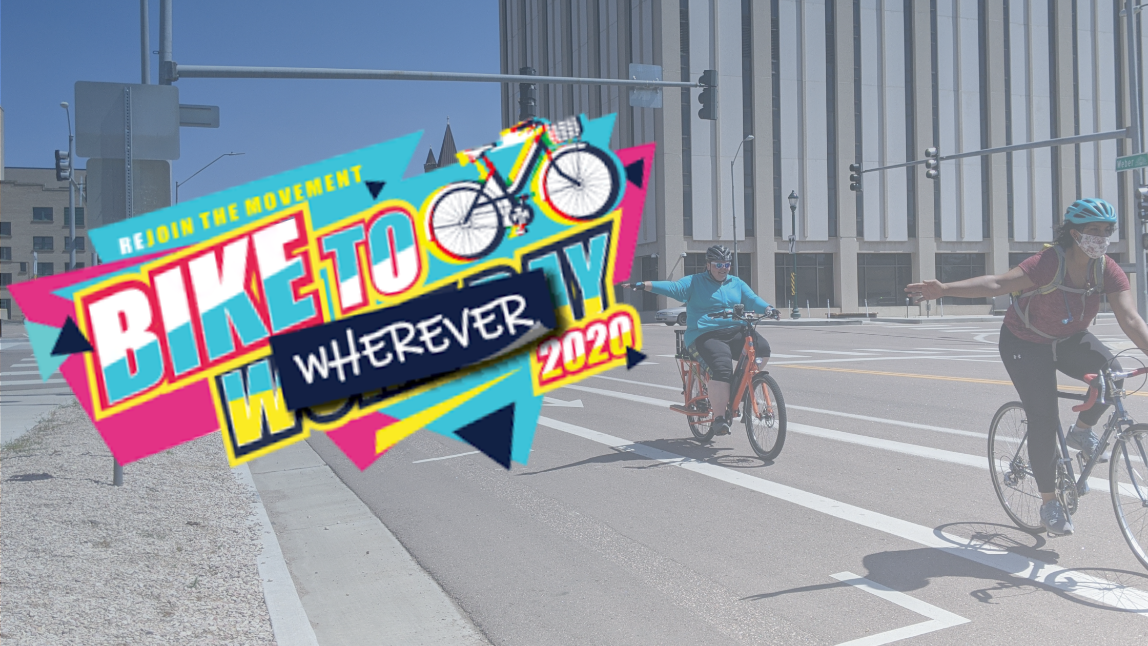 Bike To Wherever Week