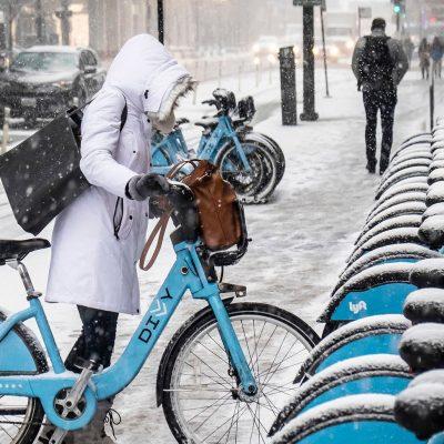 Chicago Snow Divvy