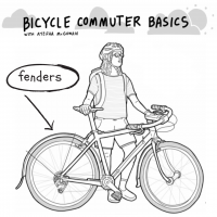 Commuter Basics With Ayesha Fender