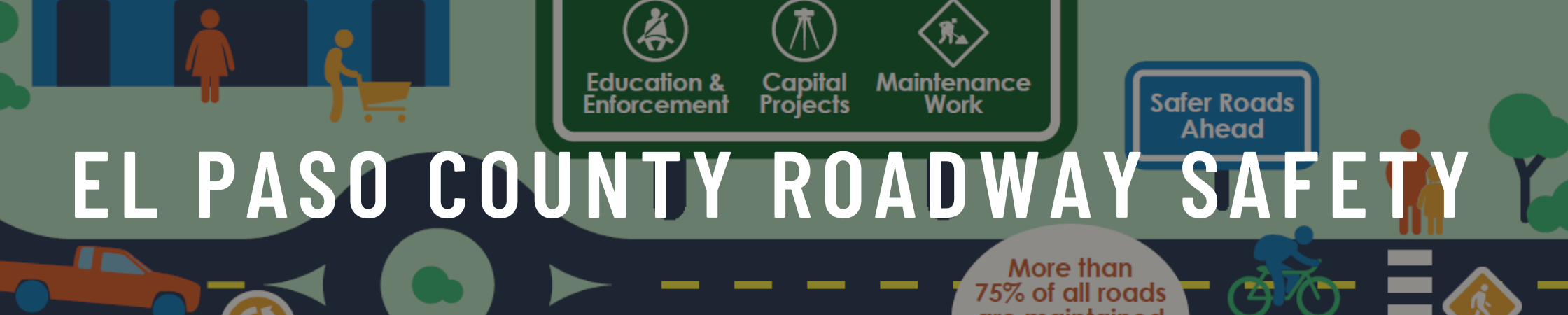 El Paso County Road Safety Plan