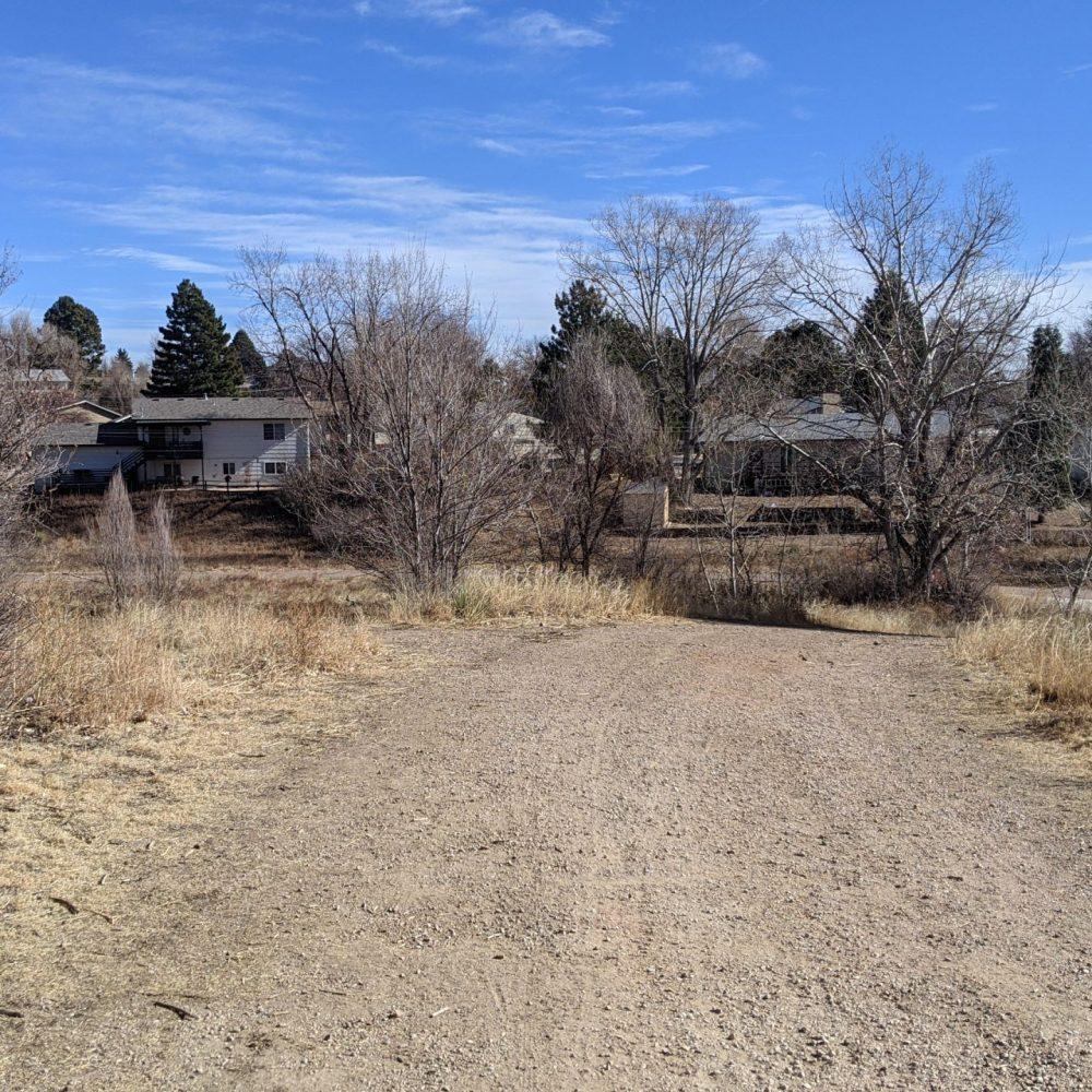 Trail Connection Detour