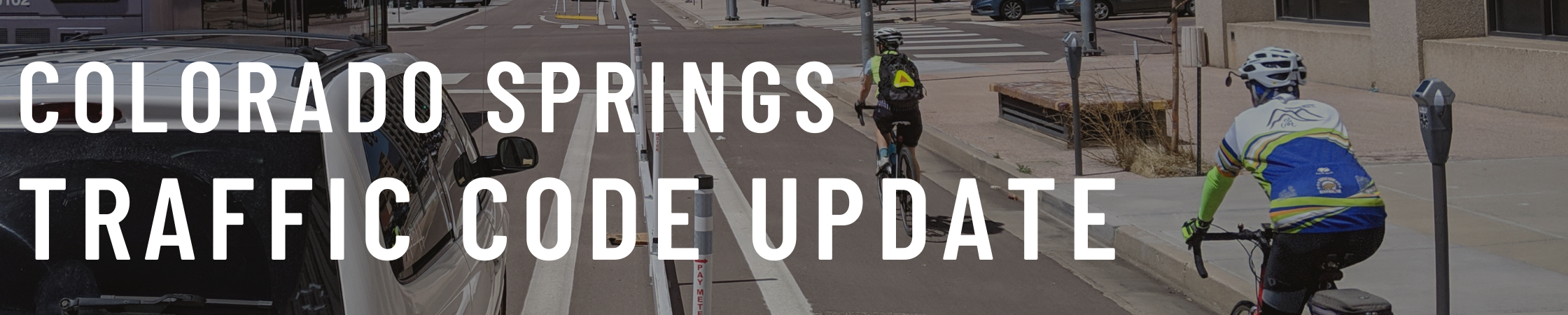 Colorado Springs Traffic Code Update