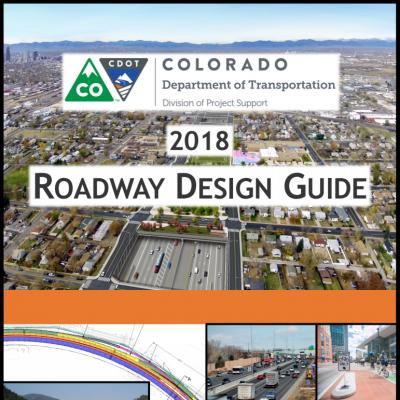 CDOT Roadway Design Guide 2018