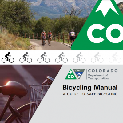 CDOT Bicycle-pedestrian-manual