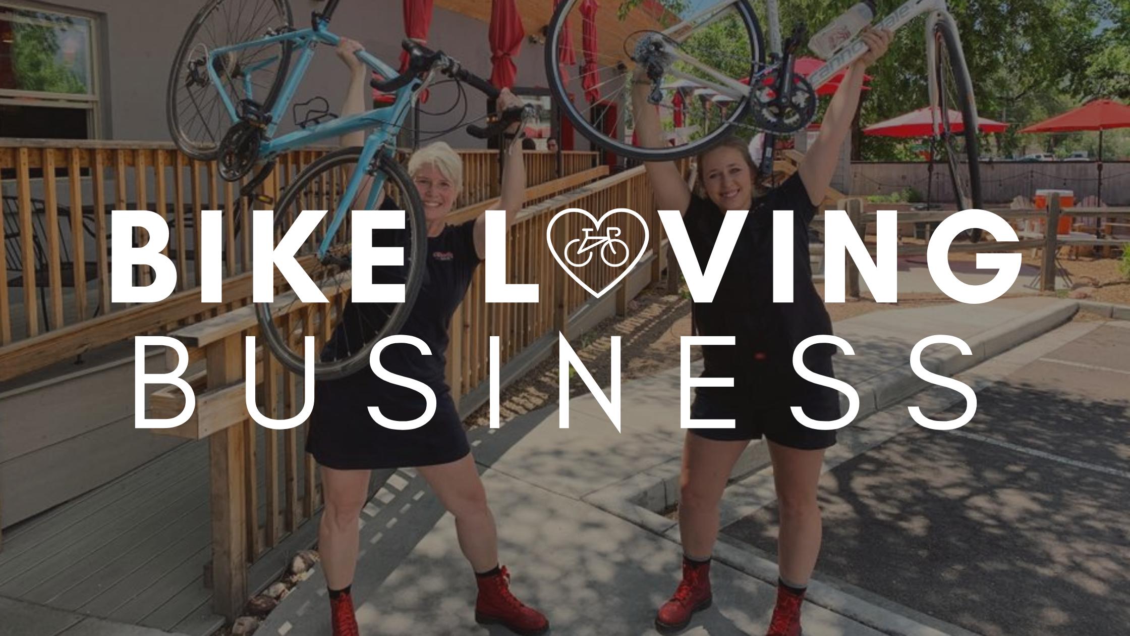 Bike Loving Business Program