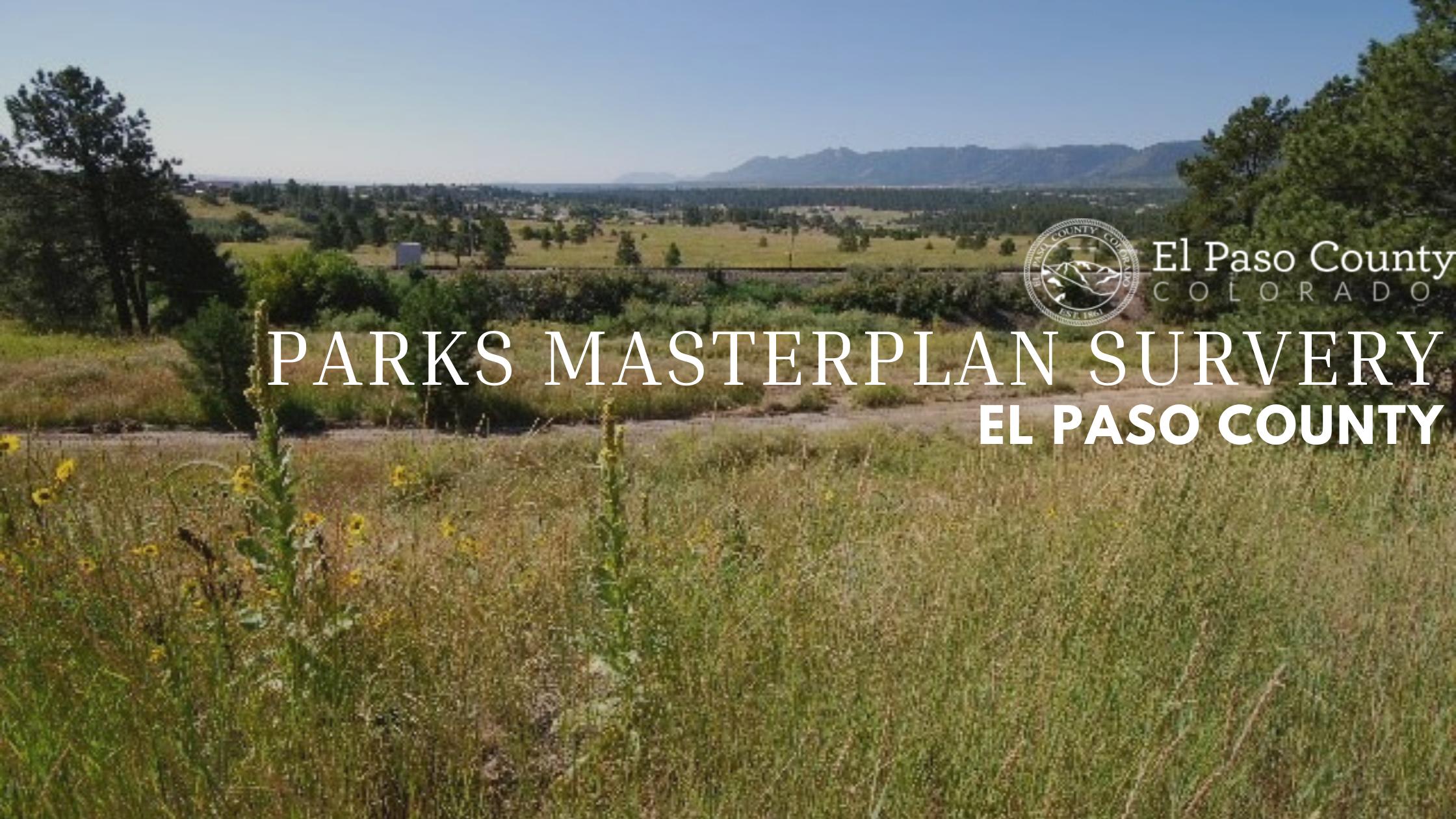 EPC Parks Masterplan